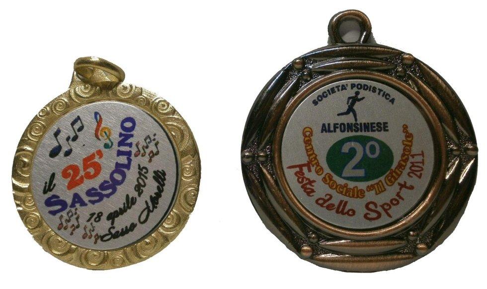 medaglie per premiazioni