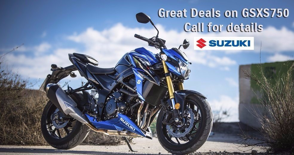 gsxs750 great deals