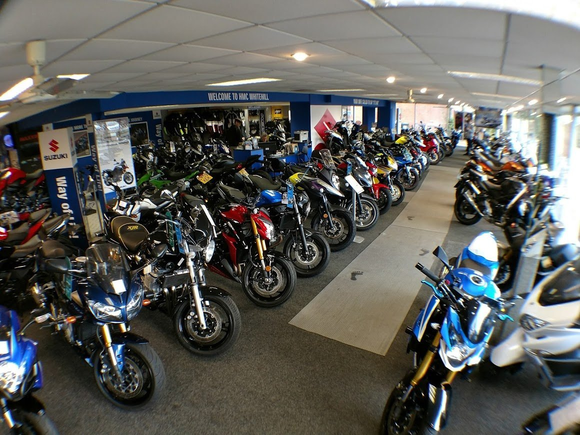 Haslemere Showroom