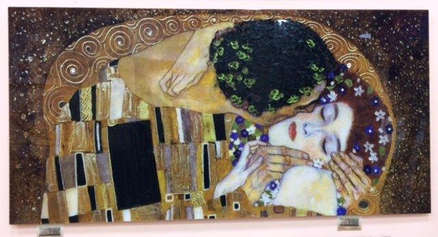 Quadro replica di Klimt