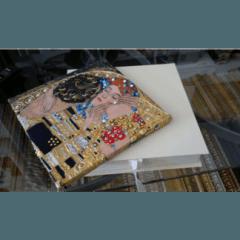 Pittura su tela materica a rilievo