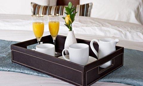 servizio colazione camera