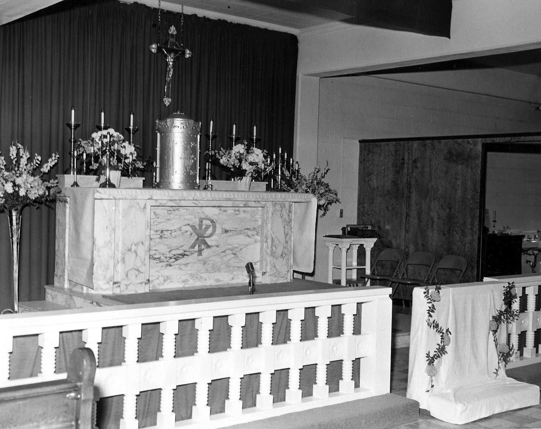 Christ The King Parish History - Toledo, Ohio