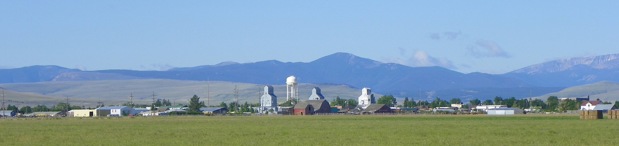 central montana russell country