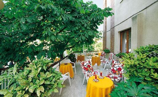 hotel con terrazza Chianciano Terme