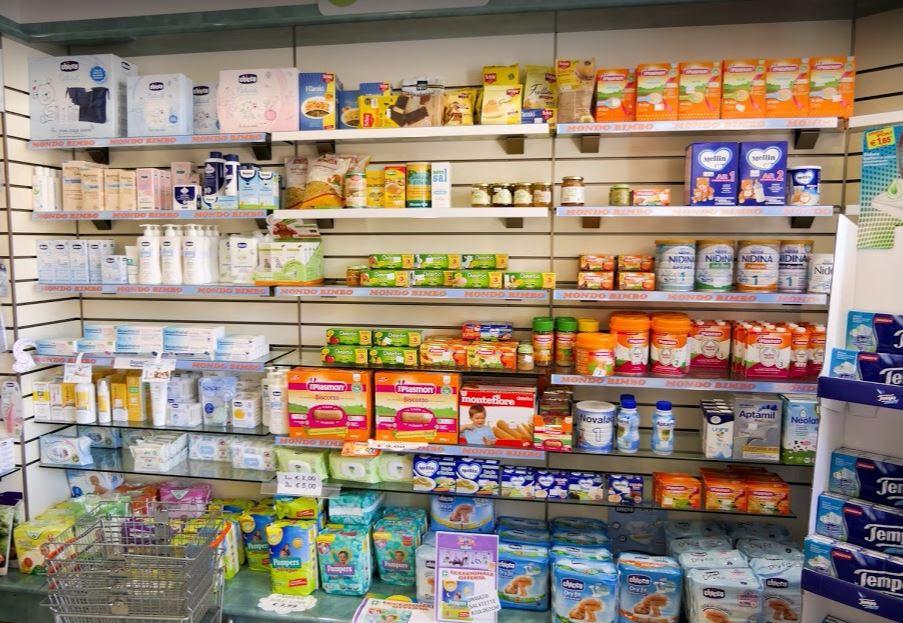 alimenti per neonati