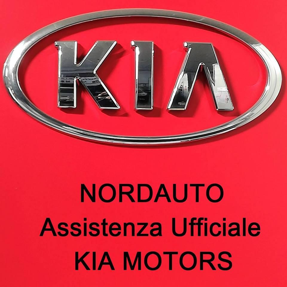 NORDAUTO - ASSISTENZA UFFICIALE KIA MOTORS - LOGO