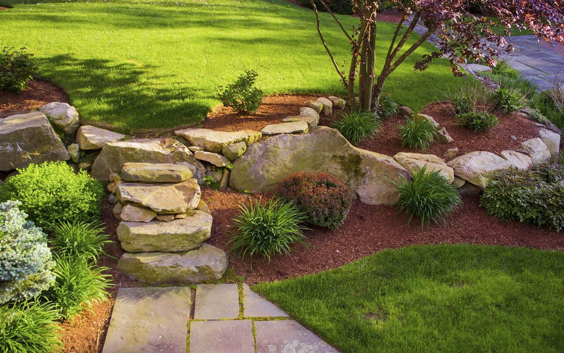 Landscape Design in College Station & Bryan, TX | Sanchez Lawn ...