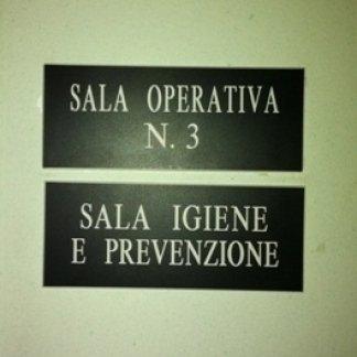 sala igiene e prevenzione dentale