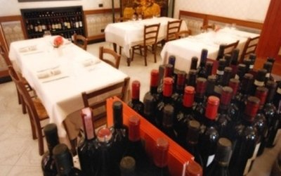 cremona restaurant with wine cellar