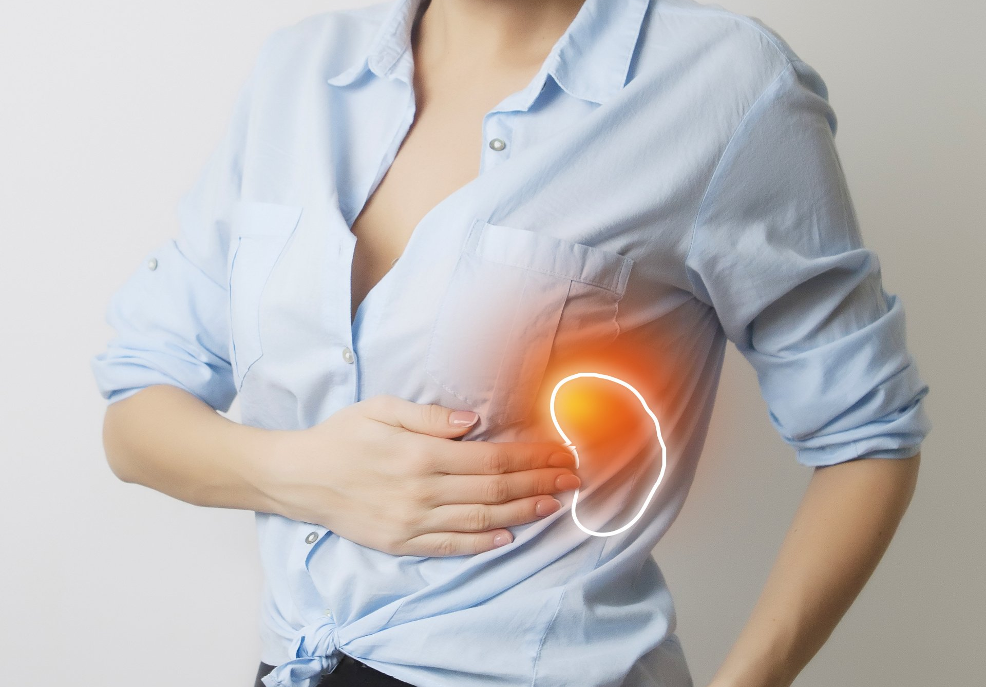 Signs, Causes, and Treatments of an Enlarged Spleen