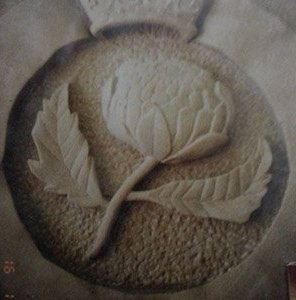 michael livisianos stonemason flower design at stone