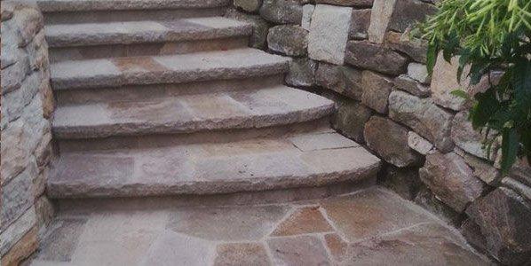 michael livisianos stonemason stone stairway