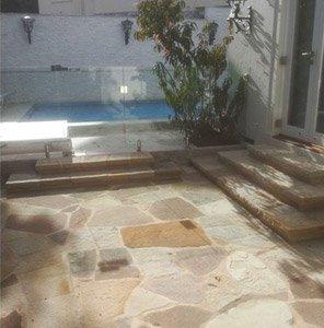 michael livisianos stonemason stone tiles