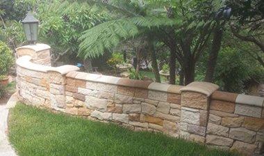 michael livisianos stonemason stone wall