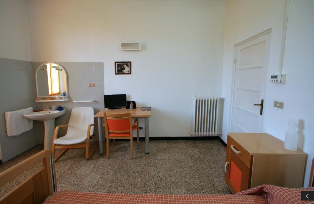 casa di riposo Genova