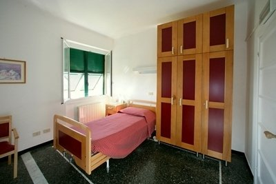 Le camere di Villa San Pietro