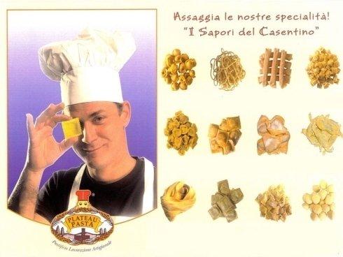 Le specialita del Casentino