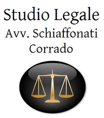STUDIO LEGALE SCHIAFFONATI AVV. CORRADO - LOGO