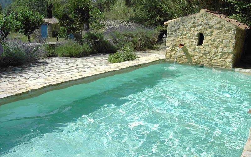 Rivestimento impermeabile per piscine