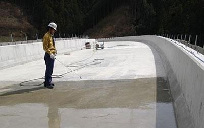 cemento indurente per viadotti
