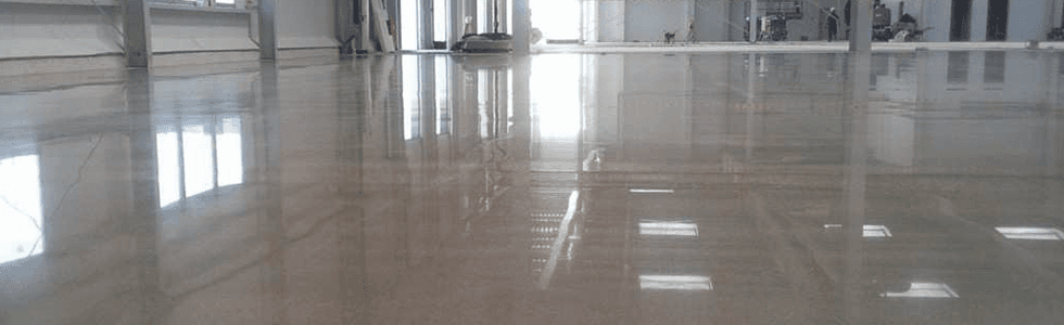 polishing floors system