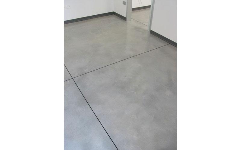 pavimento industriale per interni