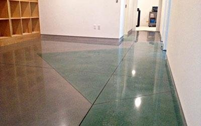 pavimento cemento acidficiato