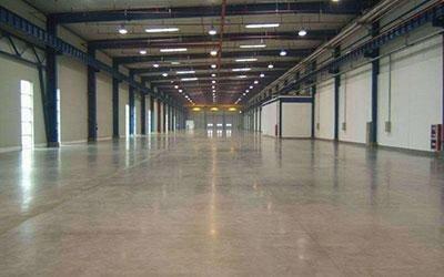 Protezione pavimento industriale