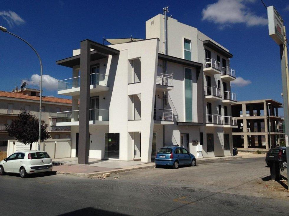 Progettazione architettonica comiso cassibba arch roberto for Progettazione di edifici residenziali