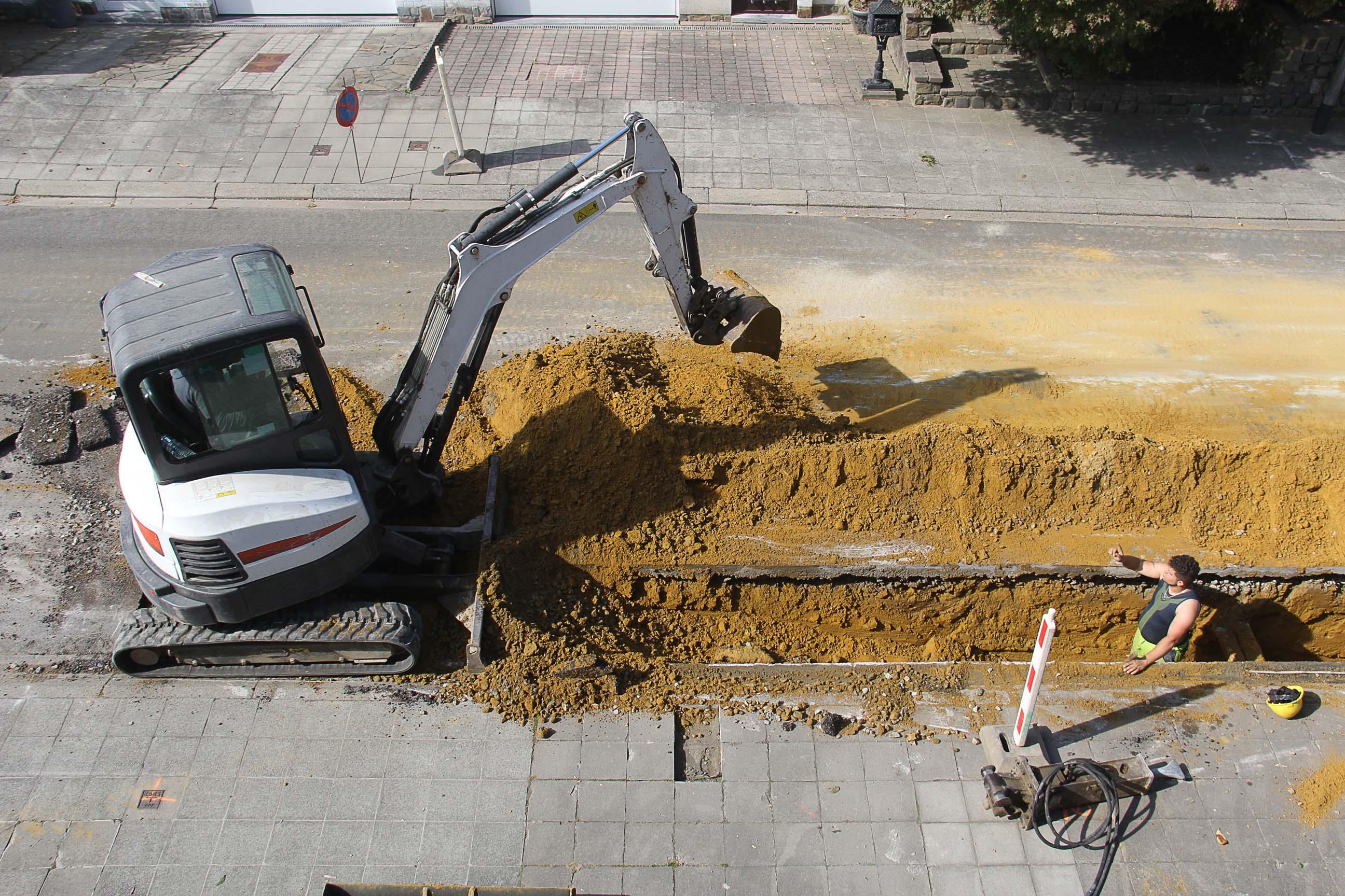 Plumbing & Excavating