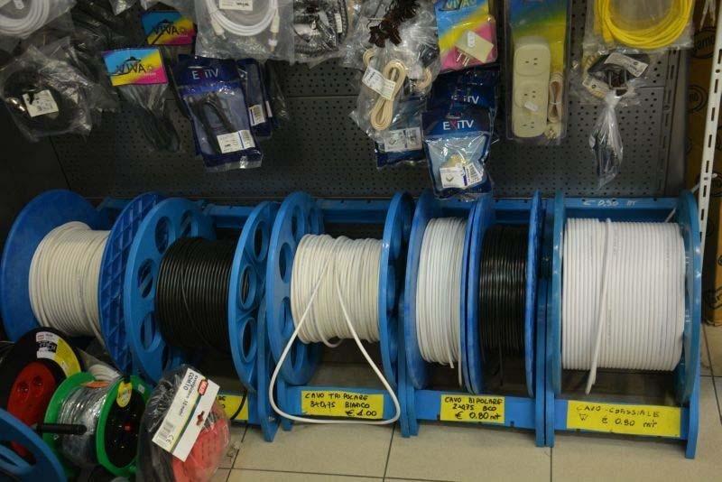 filo di plastica