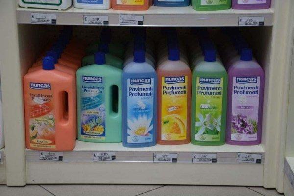 prodotti per i pavimenti