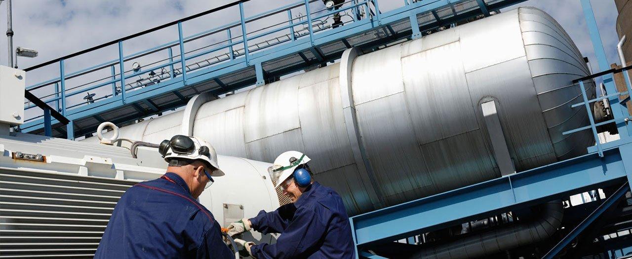 Industrial fuel tanks