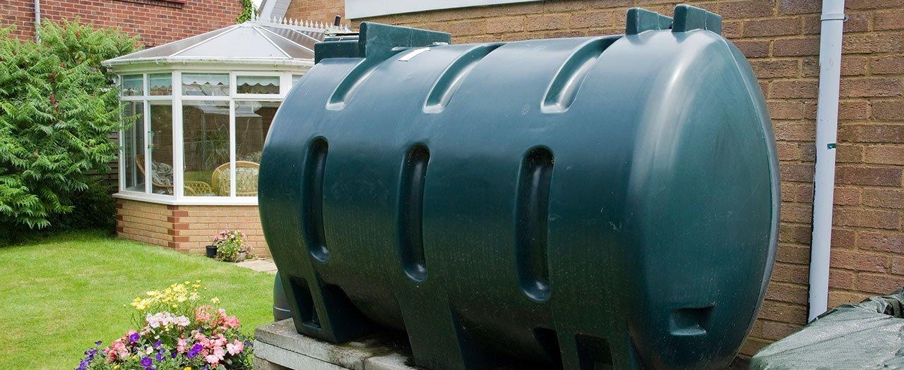 Fuel storage equipment