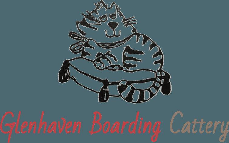 Glenhaven Boarding Cattery logo