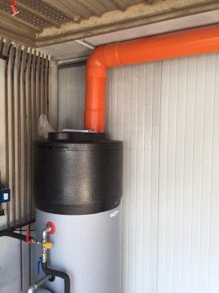 pompa di calore per acqua sanitaria