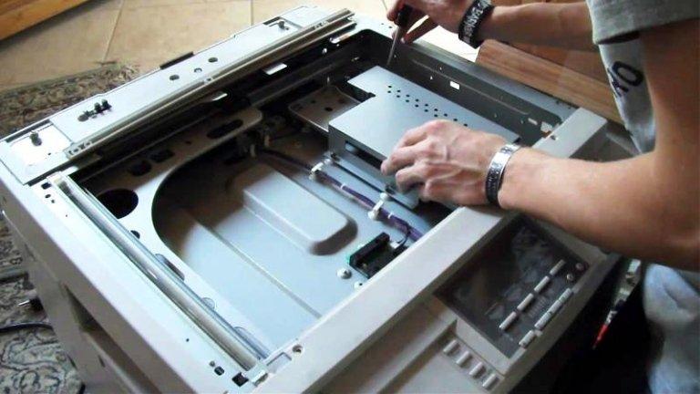 riparazione copiatrici