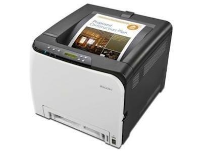 stampante a colori Ricoh SP C252DN