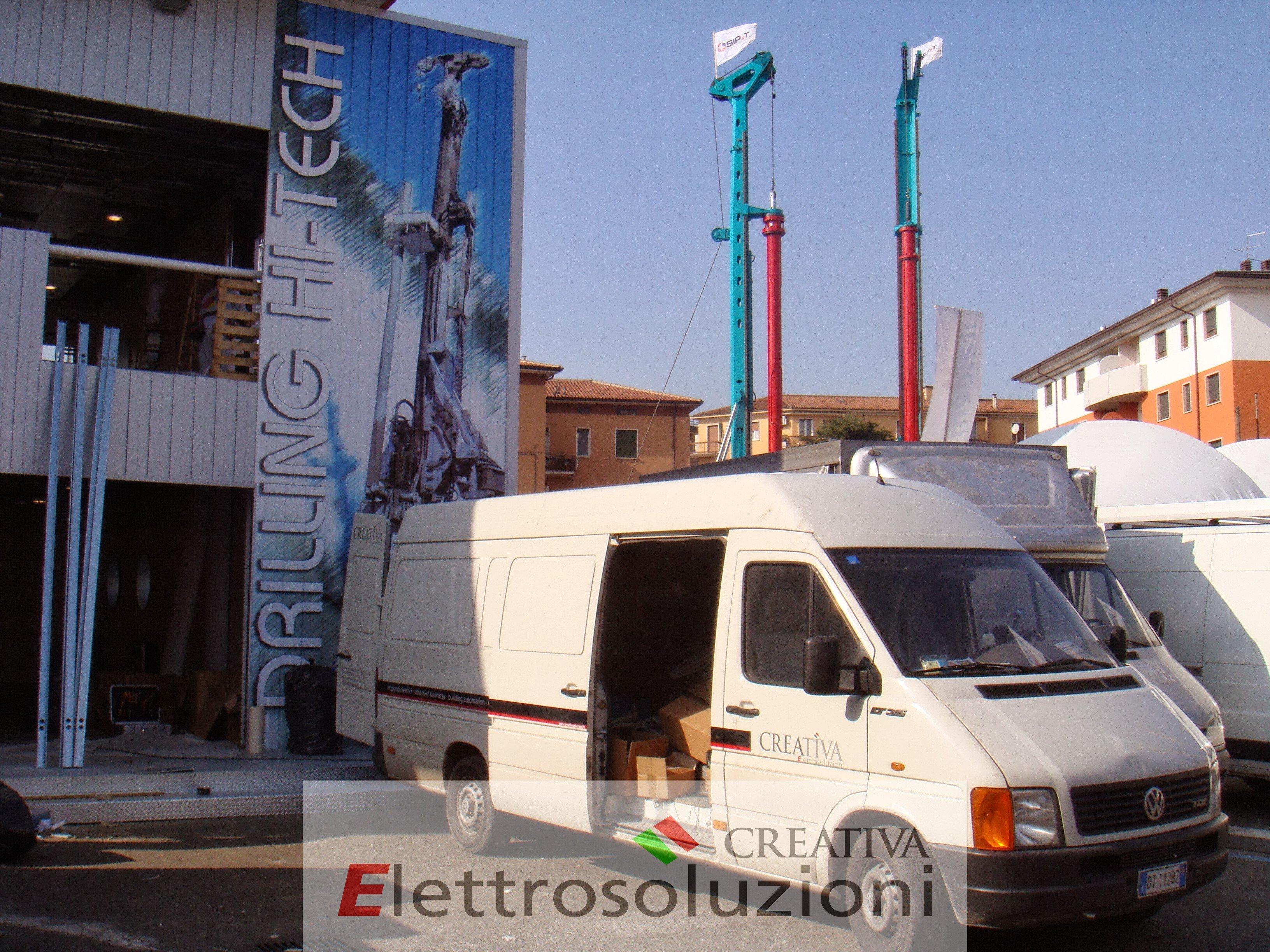 Impianti elettrici civili ed industriali