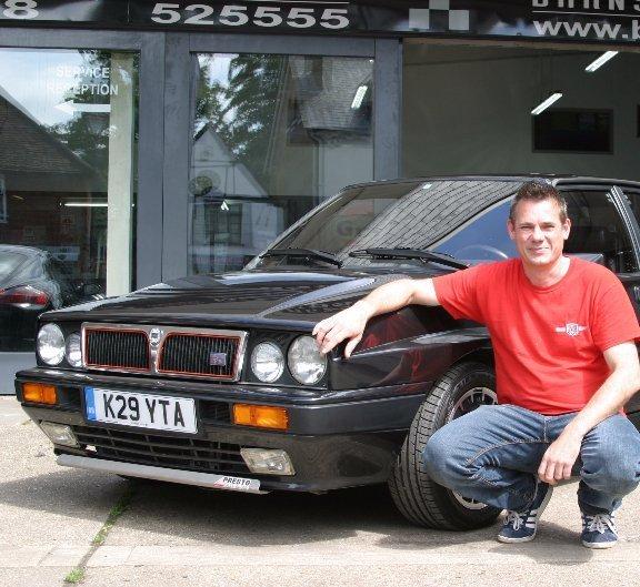 Fiat 124 Spider 1800