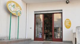 Il negozio di fiori