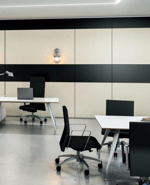 pareti divisorie per l'ufficio Genova
