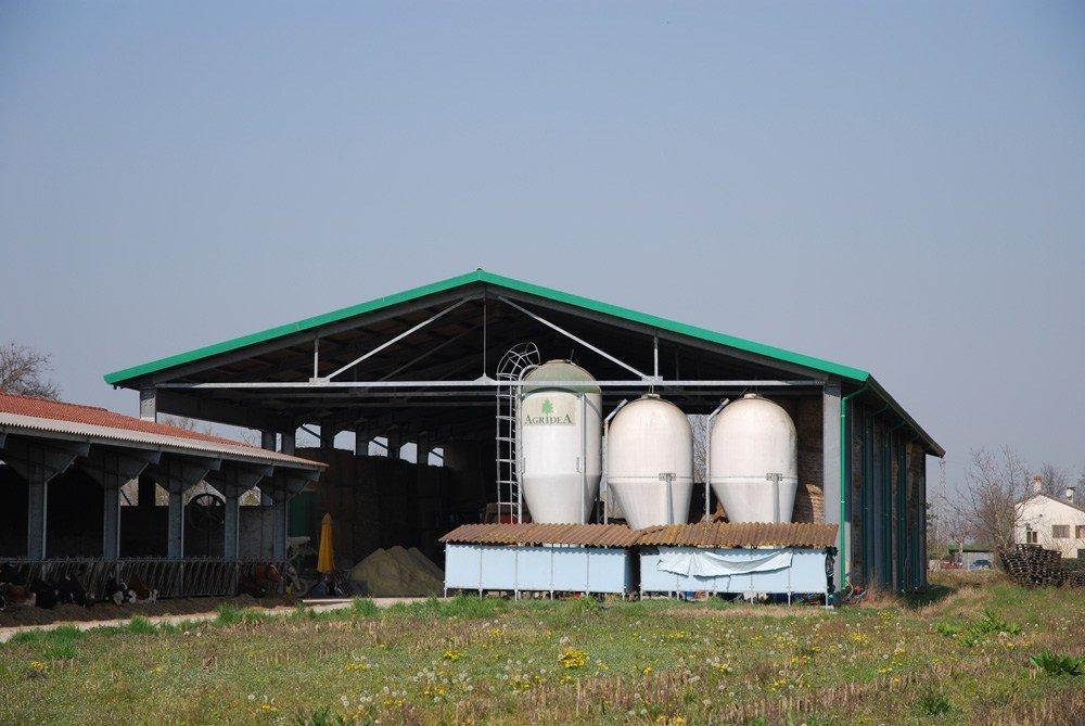 uno stabile industriale