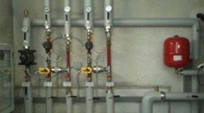Installation von Heizungsanlagen
