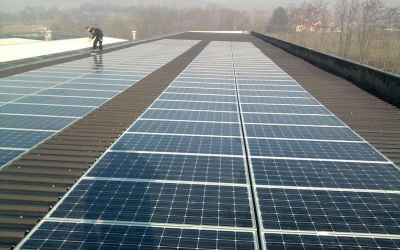 Pannelli solari Piemonte