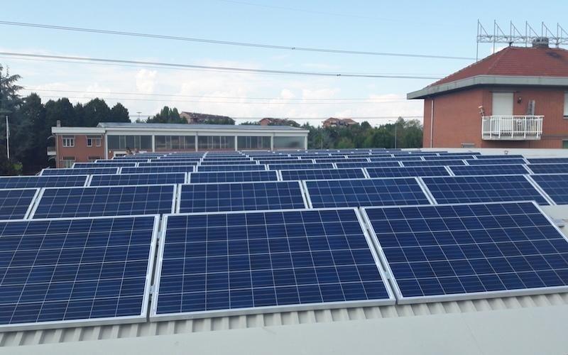 Pannelli solari Torino