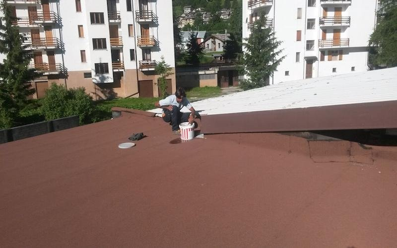 Impermeabilizzazione tetti Torino