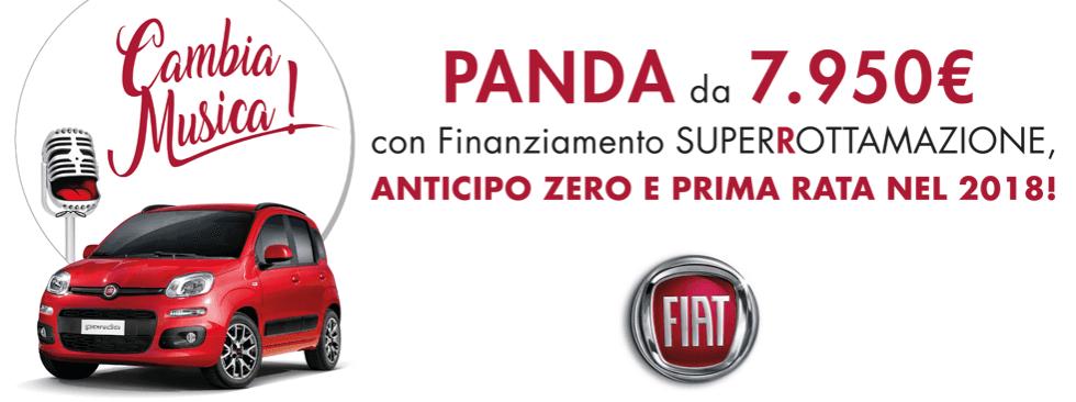 Promozione Panda