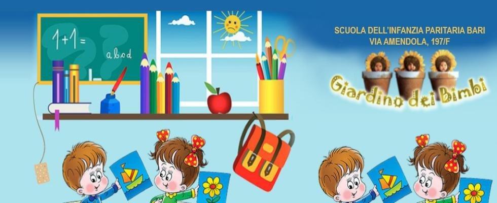 scuola dell'infanzia paritaria bari
